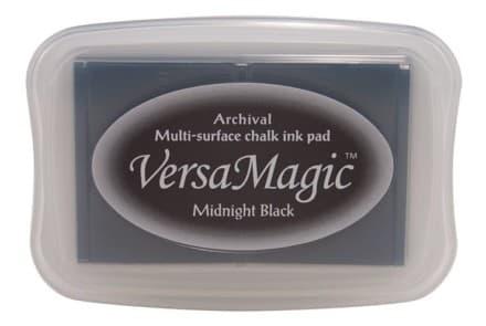 "Stempelkissen Tsukineko ""VersaMagic"" midnight black"