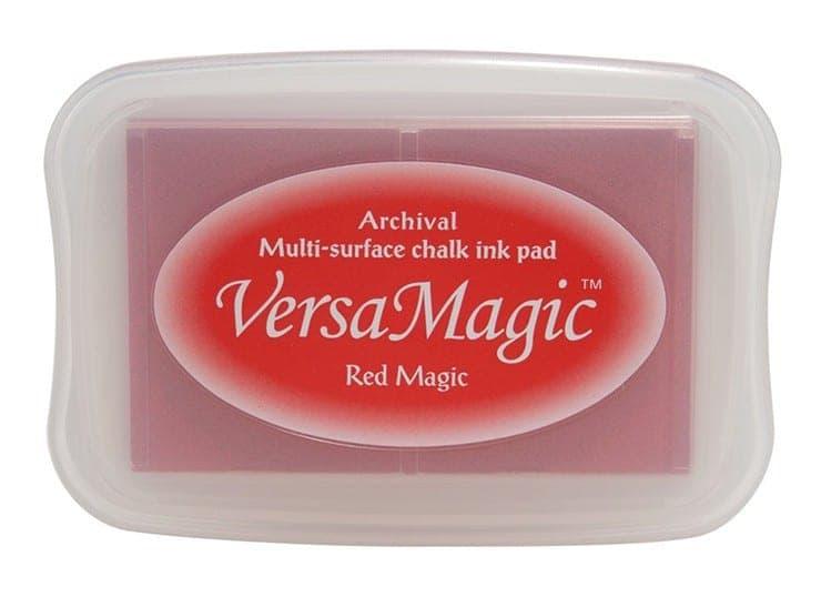 "Stempelkissen Tsukineko ""VersaMagic"" red magic"