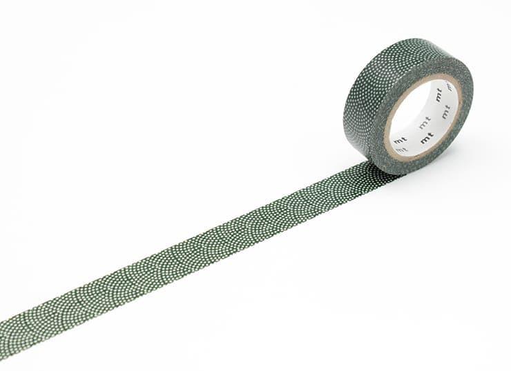 Masking Tape – color – samekomon matsu