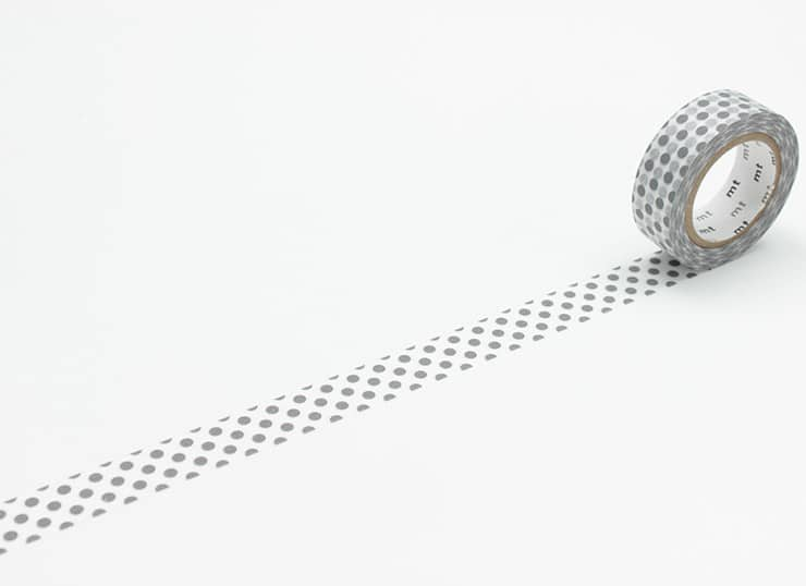 Masking Tape – dot gray