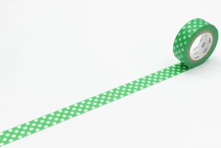 Masking Tape – dot green base