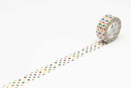 Masking Tape for Kids – colorful dot