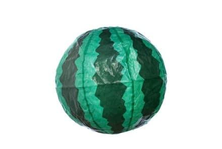"Japanischer Papierballon ""Melone"""