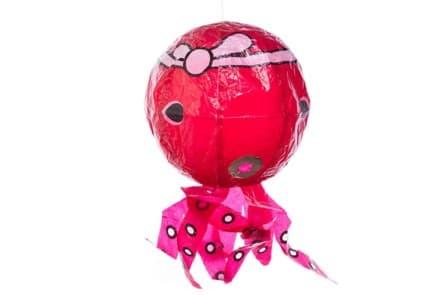 "Japanischer Papierballon ""Octopus"""