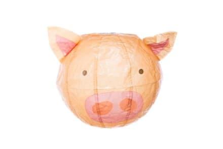 """Japanischer Papierballon """"Schweinchen"""""""