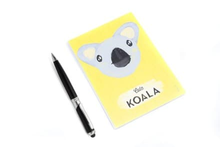 "Notizblock ""Koala"""