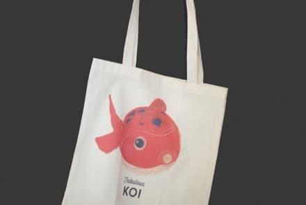 """Tote Bag """"Koi"""""""