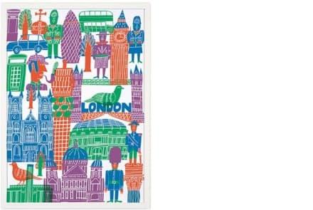 "Poster ""London"""