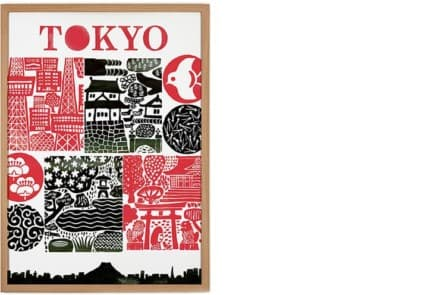 "Poster ""Tokyo"""
